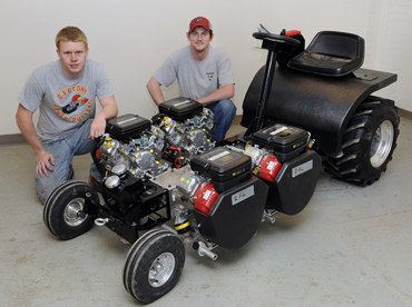 Tractor pull team hopes new International Tractor In Field